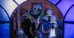 Maleficent-Themed Wedding By Rebellious Brides