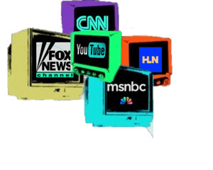 Don't Worry MSNBC, Cable News Ratings Will Soon Be Irrelevant