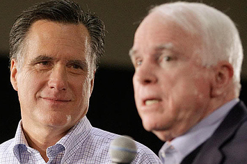 Community Post: Mitt Romney Looking Longingly At People