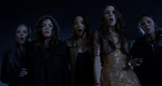 "Who Is In The Trunk On ""Pretty Little Liars""?"