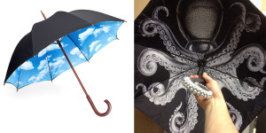 19 Brilliant Umbrellas That Will Make Rainy Days Fun