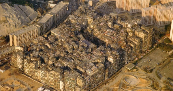 Strange And Dangerous Neighborhoods Exist Around The World. Here Are The Weirdest.