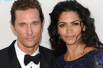 Matthew McConaughey Announces His Wife Is Pregnant Via Twitter