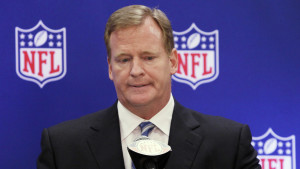 Where Is Roger Goodell? NFL Head's Invisibility Draws Criticism