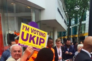 21 Amusing Reasons People On Twitter Say They're Voting UKIP