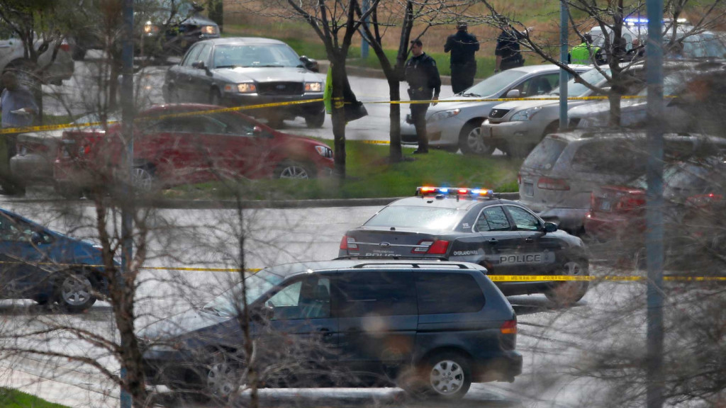 Three Dead in Shootings at Jewish Centers in Kansas