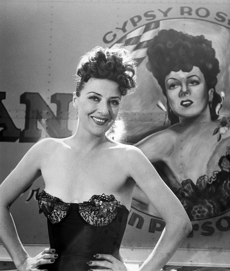 Here's A Look At The Real Gypsy Rose Lee