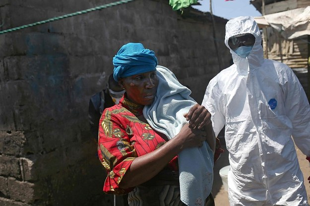How I'm Coping With Life Inside The Ebola Bubble