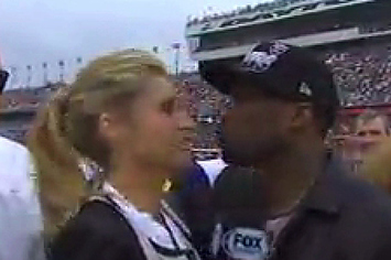 50 Cent Tried To Kiss Erin Andrews On TV, Got Friend-Zoned