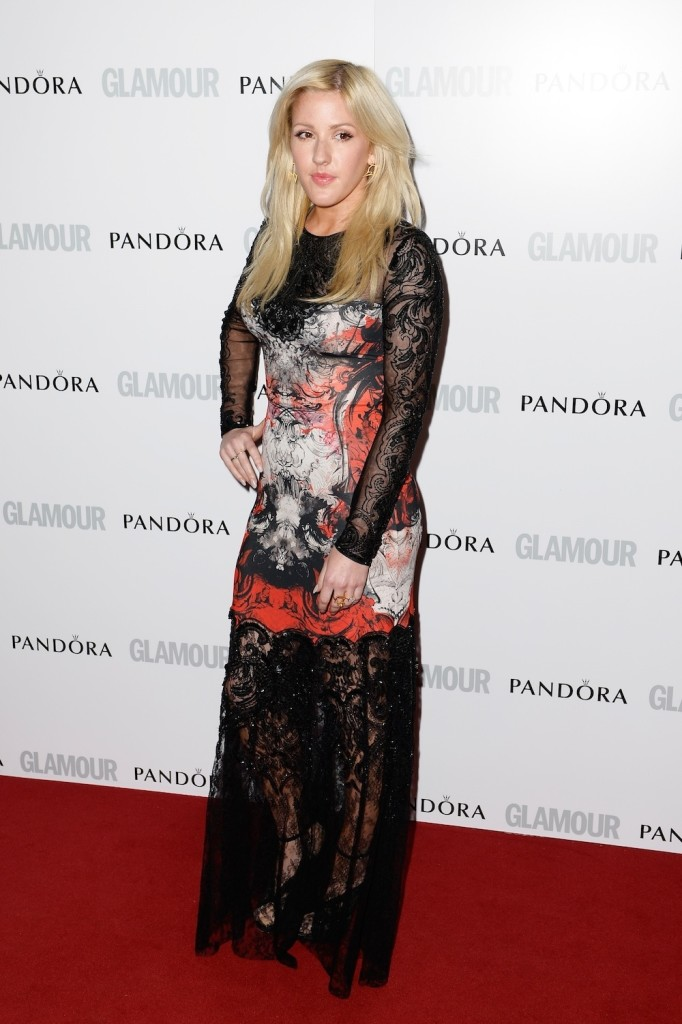 Ellie Goulding At The 2013 Glamour Women Of The Year Awards